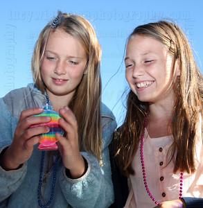 Lilly Mahoney and Nicki Stanton of Hull