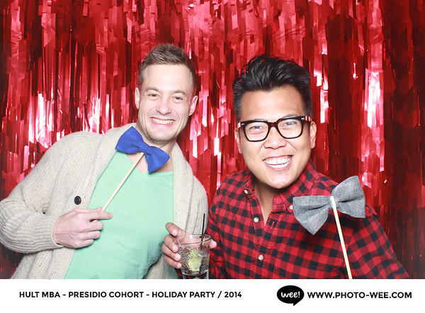 HULT MBA - PRESIDIO COHORT - HOLIDAY PARTY