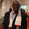 ZwelinZime Vavi, Gen Sec Congress of South African Trade Unions, Tribunal witness calls for solidarity against Apartheid similar to actions taken 20 in South Africa almost 20 years ago. Russell Tribunal On Palestine-NYC, 2012
