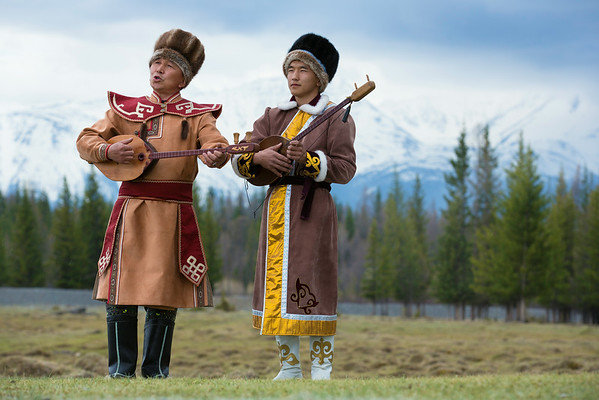 Overtone singing/Kurai/Russia