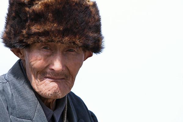 Shepherd/Issyk Kul/Kyrgyzstan