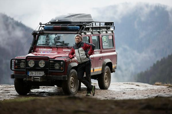 Mountain Rescue/Slovensky Raj/Slovakia