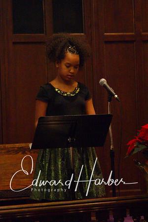 HUMC Christmas Choral Concert 2017