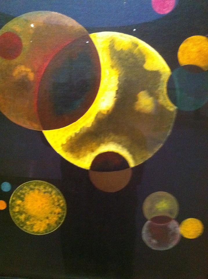 Art work located at the Norton Simon's Museum, Pasadena, CA