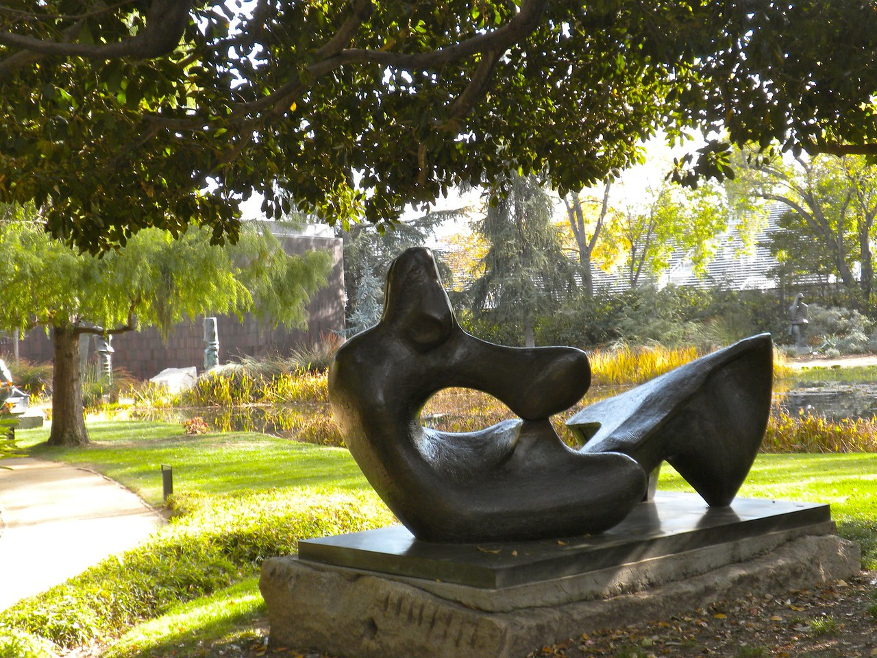 Visit to Norton Simon's Museum in Pasadena with Betty on December 29, 2011