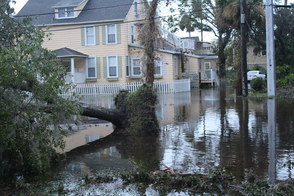 HURRICANE IRMA DAYTONA BEACH FL.