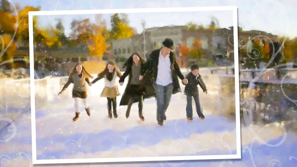 Christmas Ecards! No better way than this to share the fun of family and so much more! Send the link to hundreds of friends and family to share the joy!
