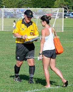 "HYSA Honolulu Bulls ""vs"" HYSA Academy (4-0) 2016"