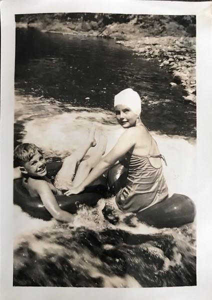 Don Smith and Martha Baxter