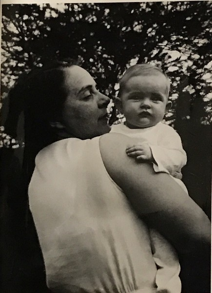 Delia Baxter and Martha Baxter
