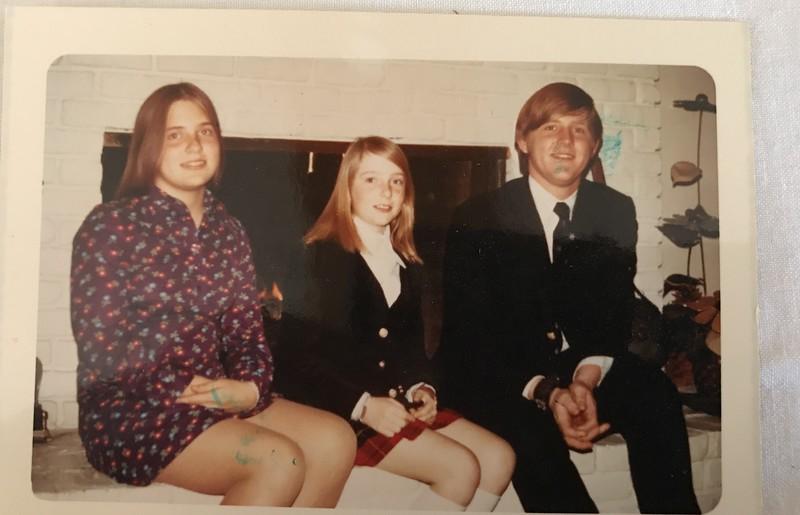 Terry Haake, Jane Haake and Donald Haake