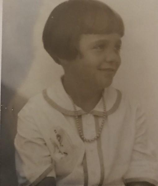 Jane Baxter Baker (Aunt Jane)