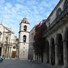 Plaza de la Catedral de la Habana.