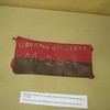 Heroic M-26-7 Movement flag, Museo de la Revolucion.