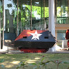 Heroic armoured vehicle made by the agrarian forces of the revolution, Memorial Granma