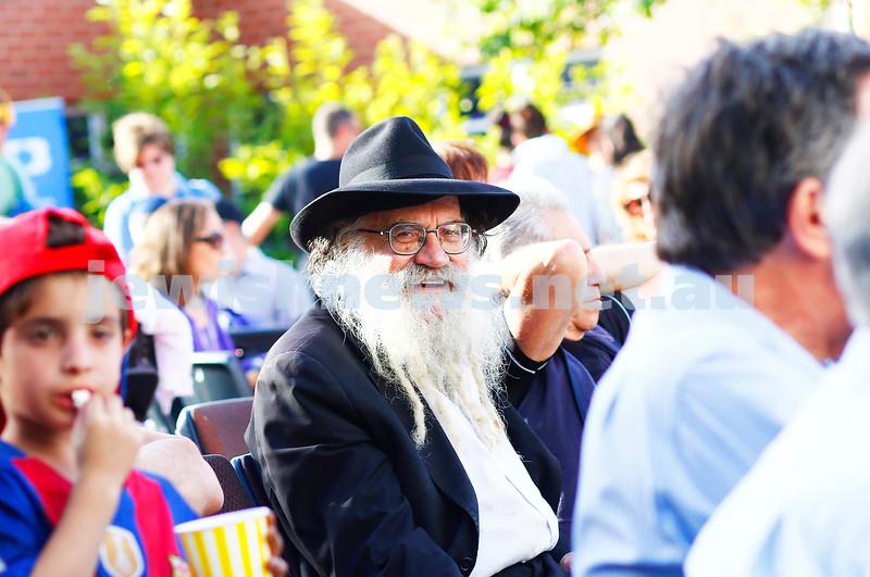 15-12-16. Habayit Israeli Chanukah Festival 2016. Beth Weizmann. Photo: Peter Haskin