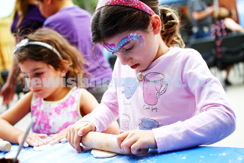 8-12-13. Habayit. Israeli Festival at Beth Weizmann. Photo: Peter Haskin