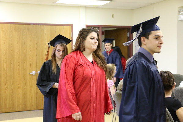 Haber Oaks' Graduation Ceremony 2015