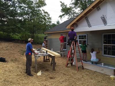 Habitat Build 2015