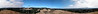 Full size 360 degree panorama<br /> <br /> To view this panorama at full size, run your mouse over the right side of the photo.  When the list appears, choose original.  Use the arrows at the right side of the screen to position the horizon where you want it. Next position the photo all the way to the left by dragging the bar at the bottom.  Then position the mouse over the arrow at the bottom right corner and hold down the mouse button.  The photo will pan south, west, north, east.  Alternatively, you can use the mouse to drag the bar slowly to the right.  You can stop at any time to examine the view in more detail.  When you're ready to return to this screen, either click anywhere in the photo or click on the Close button at the upper right.<br /> <br /> This is the same photo as the previous one where landmarks were identified.