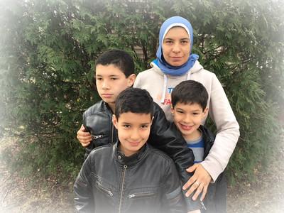 Lamia Khowessah Family Tippie 9 2016