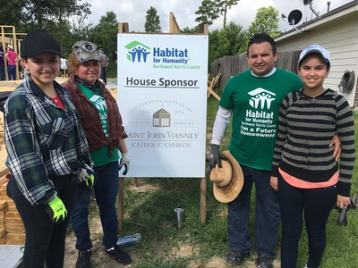 Habitat for Humanity Home 2016