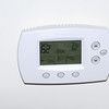 Thermostat for heating system.