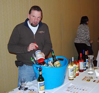 John Samek, owner Hardwick Winery