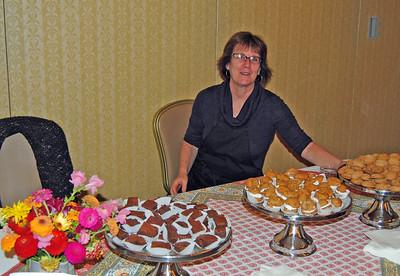 Annie Cronin, owner of Annie's Gluten-Free Bakery in Shirley