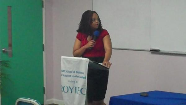20130510 ROYTEC hosting Trisha (MP4)