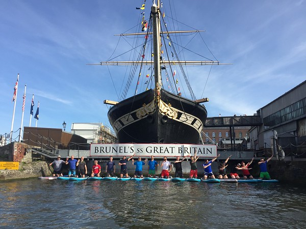 Habourside Adventure, 23 September 14:00 (Bee and Martyn)