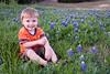 03 18 09 Jonah in Bluebonnets-9790