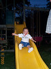 Jack on the slide