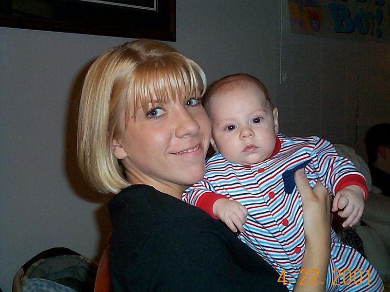 Susan & Jaycob 04-22-01