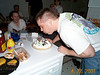 Allan blowing out candles 04-22-01