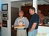 Betty, Brian & cake 05-10-01