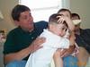 Tyler & Emily hugging 04-29-01