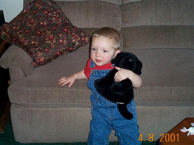Jack & puppy 03 04-08-01