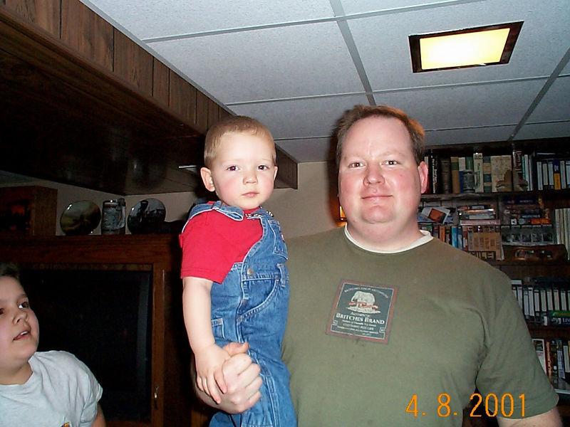 Jack & Jeff D 04-08-01