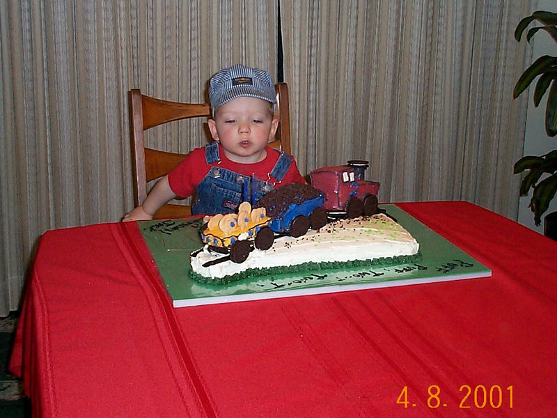 Jack blowing out candles 04-08-01