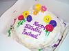 Rachael's melty cake