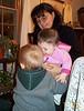 Emily hugging Jack 01-15-01 crop