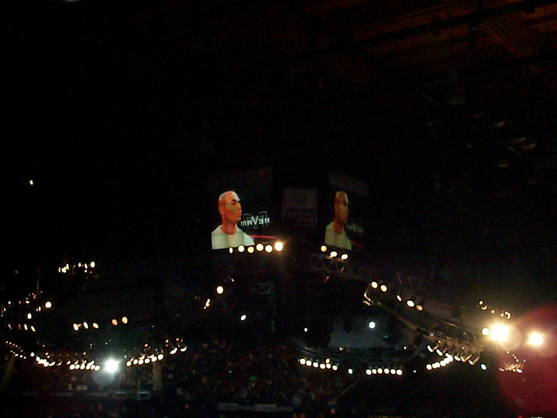 01 27 03 Dave's Birthday at WWE (6)