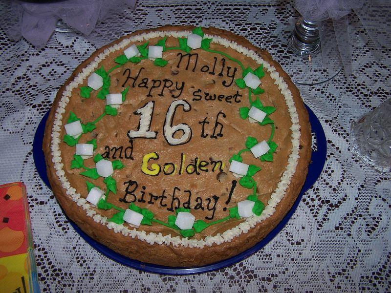 09 18 05 Molly's 16th Birthday (1)