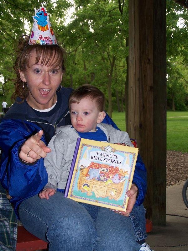 05 15 05 Zack's 1st Birthday (110)