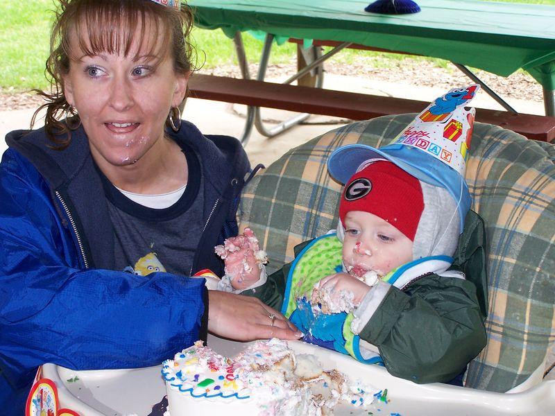 05 15 05 Zack's 1st Birthday (74)