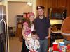 Wench Rachael, matey Mitch and jr. Jake