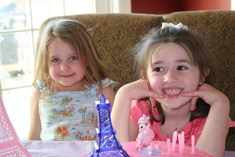 05 07 06 Emily's 6th Birthday (90)