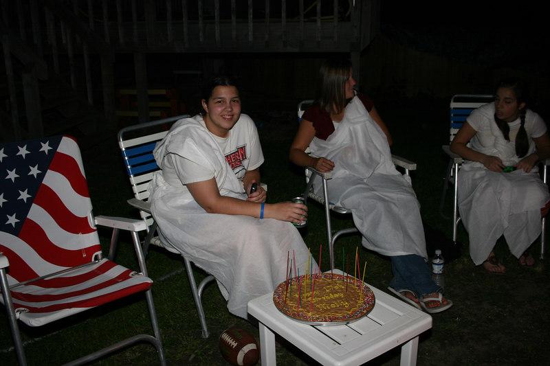 09 16 06 Molly's 17th Birthday Party (9)