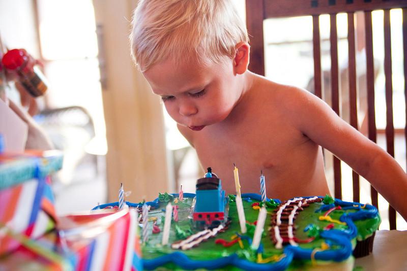 08 15 09 Jackson's 3rd Birthday-8368